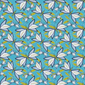 All-A-Flutter Aqua