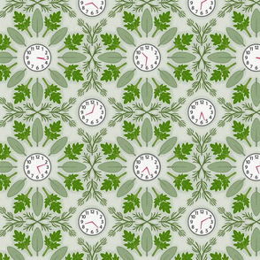 Parsley, Sage, Rosemary, and Time