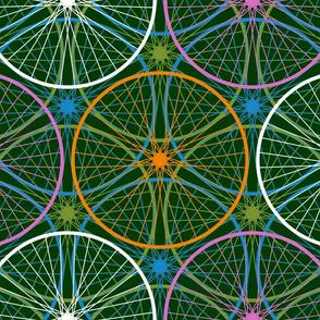 11724398 : wheels : spoonflower0090