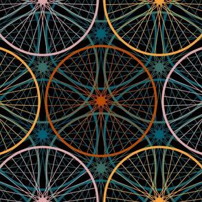 11724689 : wheels : spoonflower0467