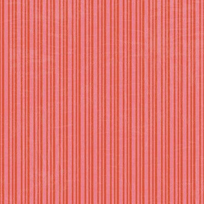 Rust and Pink Stripes-nanditasingh