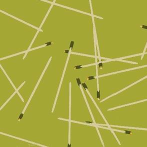 Matchsticks 1b
