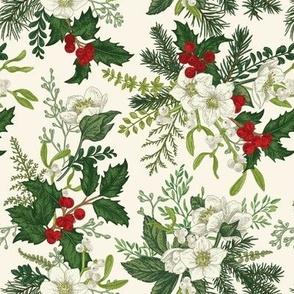 Outline Flower big