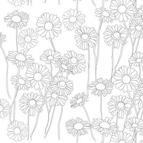 Doodle Flowers #2