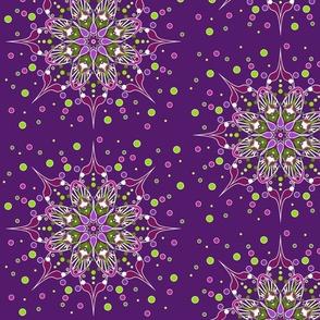 Grapity Grape Sparkle Mandala