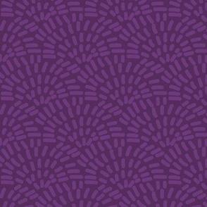 Farmer's Market: Purple Two-Tone Coordinate