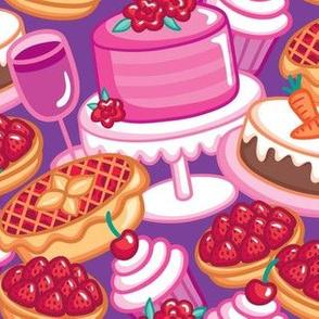 Large_Tea Party Pattern_Laura Wayne Design