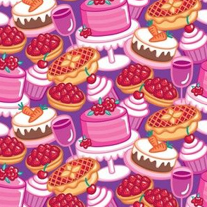 Small_Tea Party Pattern_Laura Wayne Design