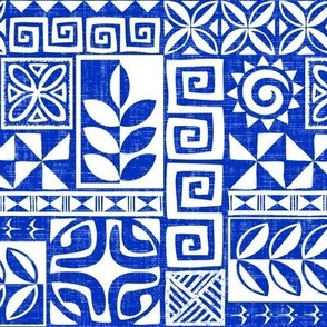 Polynesie Pop Philippine Blue
