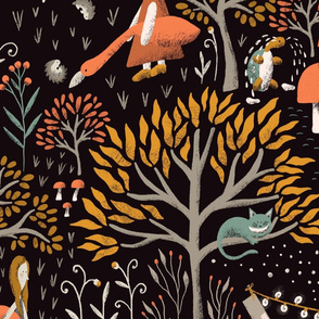 Wonderland Forest (jumbo)