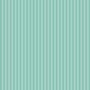 vertical mint awning stripes