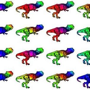 Tyrannosaurus Dick Rainbow