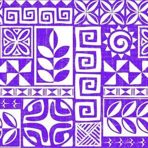 Polynesie Pop Purple