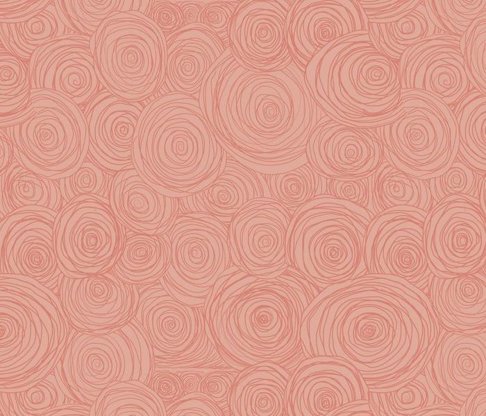 Scribbled Roses