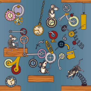 Mice broke my clock