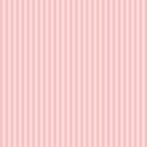 vertical pink awning stripes