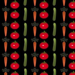Garden Vegtables Large Texture