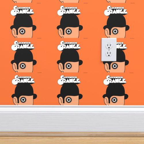 Wallpaper Clockwork Orange