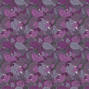 Purple Basil Jungle