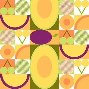Stone Fruit Puzzle