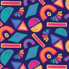 Geometric Fun_Small_Laura Wayne Design