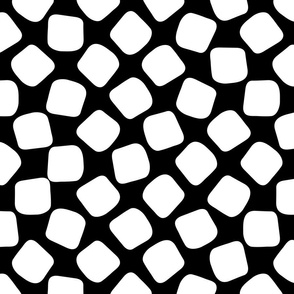 Cubes in Black and White (large)