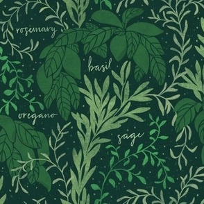 Moody Herb Garden