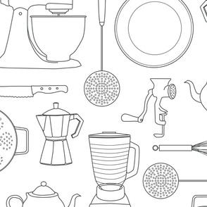 kitchen tools (white LARGER)