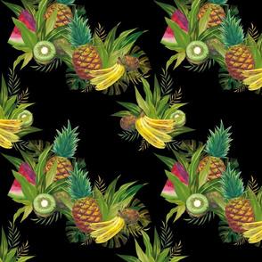 fruits basket 2 (black)