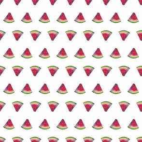 watermelon slices 1 (white)