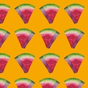 watermelon slices 2 (orange)