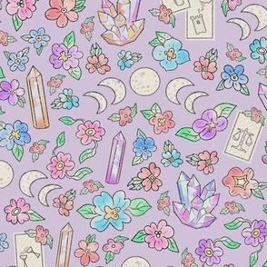 Witchy Garden (lavender)