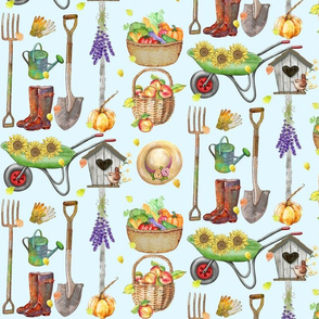 Vegetables and Fruits Harvest II