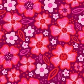 Winter Wonder_In Full Bloom_Pattern_Laura Wayne Design