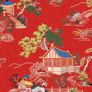 Midcentury Chinoiserie 2a