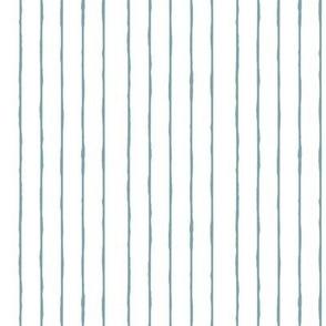 swim lane stripe in pool blue-vertical