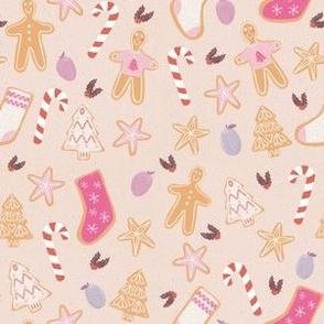 Gingerbread Cookie Christmas