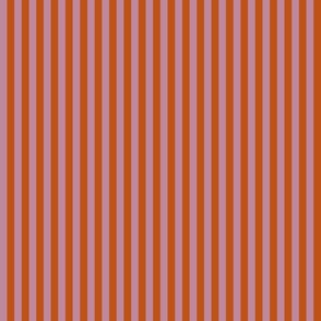summer stripes berry and brown