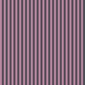 summer stripes berry and grey black linen