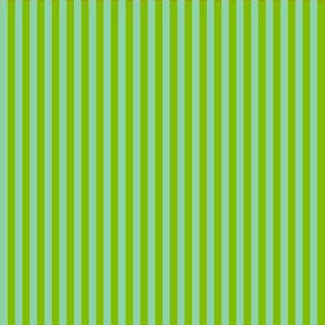summer stripes light green and apple green