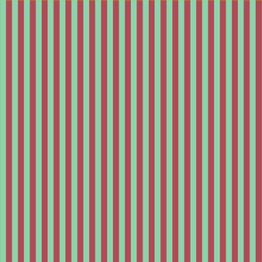 summer stripes light green and bordeaux