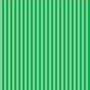 summer stripes light green and  grass green