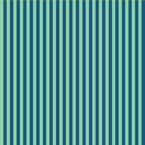 summer stripes light green and dark blue
