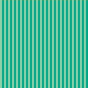 summer stripes light green and  turquoise