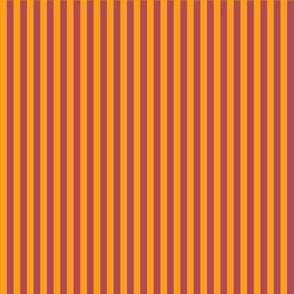summer stripes orange and bordeaux