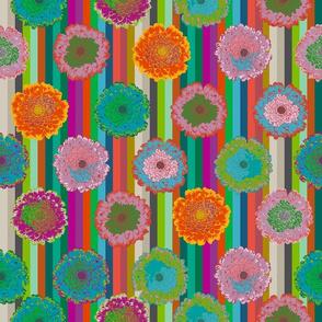 summer flowers love all stripes