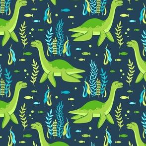 Hello Nessie! (Green)