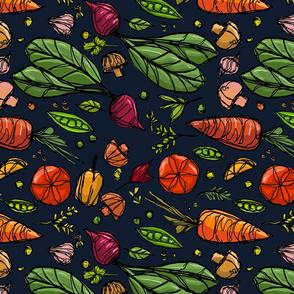 Garden variety -colour