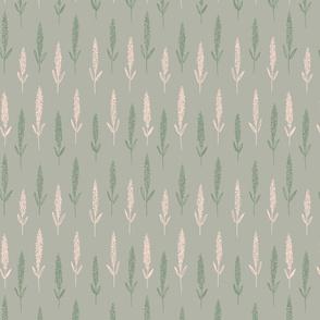 Hyacinths Blender print