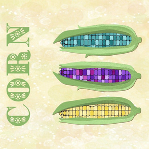 Corn in Colors